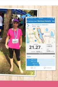 Joondalup Half Marathon