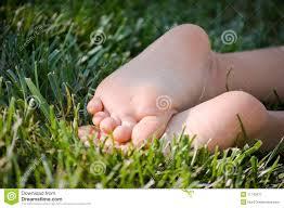 feet Pretty soles bare