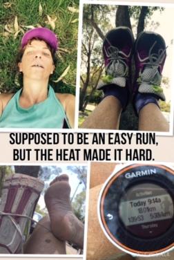 Shoe run